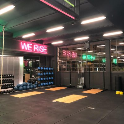 The Rise - Crossfit